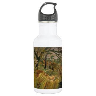 Rousseau Dschungel-tropische Trinkflasche