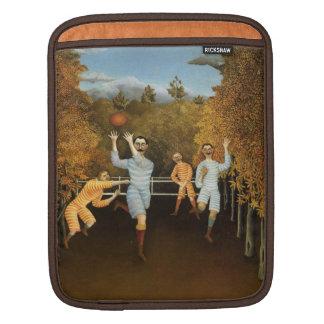 Rousseaus Fußball-Spieler iPad Hülse Sleeve Für iPads