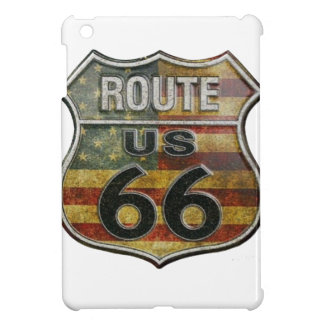 route66flag iPad mini hülle
