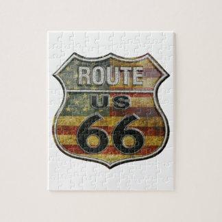 route66flag puzzle