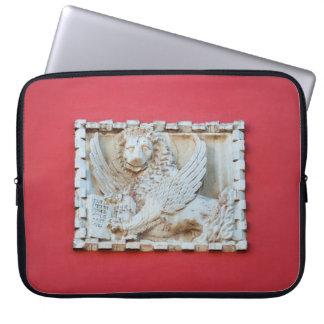 Rovinj Kroatien venezianisches winged Laptopschutzhülle