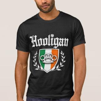 Rowdy-Knöchel-Wappen T-Shirt