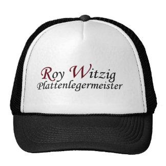 Roy Witzig Tuckercaps