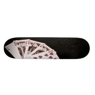 Royal Flush-Plattform 21,6 Cm Skateboard Deck