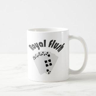 Royal Flush Tasse