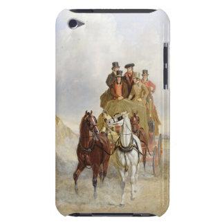 Royal Mail trainieren auf der Straße, 1841 (Öl auf Case-Mate iPod Touch Hülle