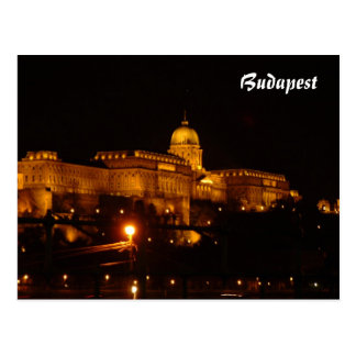 Royal Palace Postkarte