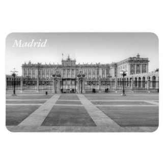 Royal Palace von Madrid Magnet