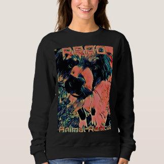 RRAO TierRescure ROTES STECHPALME Sweatshirt