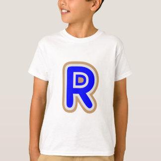 RRR   ALPHABET-ALPHA JEWELS PERLEN-GESCHENKE T-Shirt