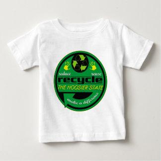RRR der Hoosier-Staat Baby T-shirt