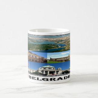 RS Serbien - Belgrad - Kaffeetasse
