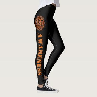 RSD Mandala-Bewusstseinsgamaschen Leggings