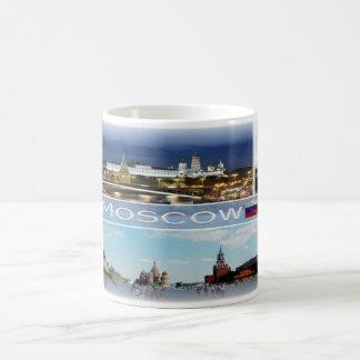 RU Russland - Moskau - Kaffeetasse