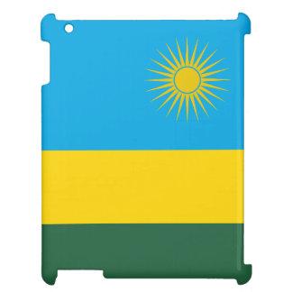 Ruanda-Flagge iPad Hüllen