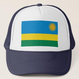 Ruanda-Flaggen-Hut Truckerkappe