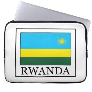 Ruanda-Laptophülse Laptop Sleeve