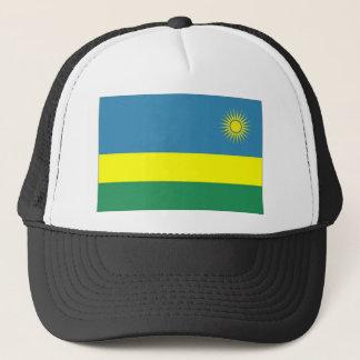 Ruanda-Staatsflagge Truckerkappe