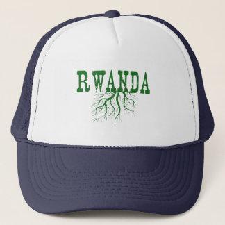 Ruanda-Wurzeln Truckerkappe