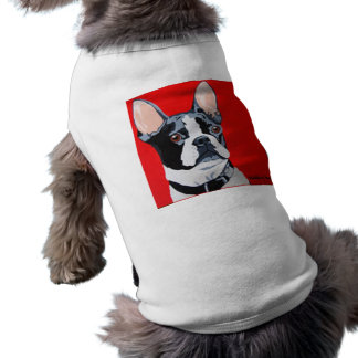 RÜCK Bulldogge VINTAGE Haustier Tshirt