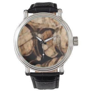 Rück Custom wine Armbanduhr