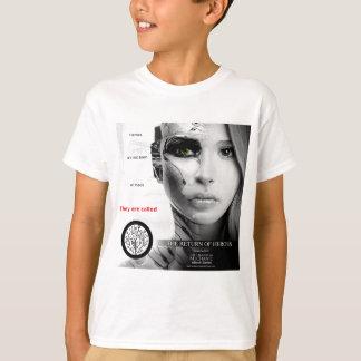 Rückkehr von HelderPromo - Jessica T-Shirt