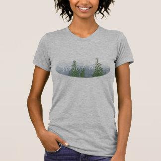 """""""Rückseite l Alt"""" der T - Shirt Frauen"""