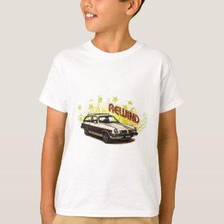 Rückspulen - Retro Siebzigerjahre Art T-Shirt