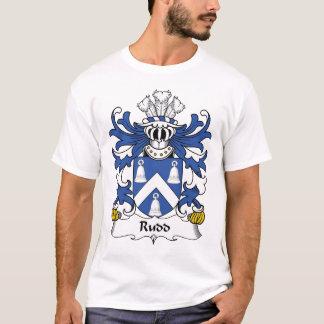Rudd Familienwappen T-Shirt