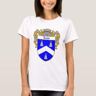 Rudd Wappen (überzogen) T-Shirt