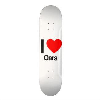 Ruder der Liebe I Skateboard Deck