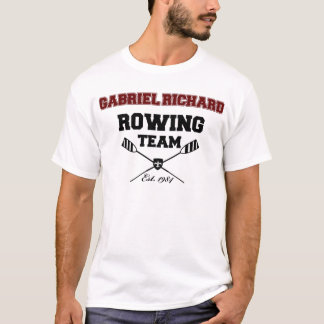 Rudersport-Team Gabriels Richard T-Shirt