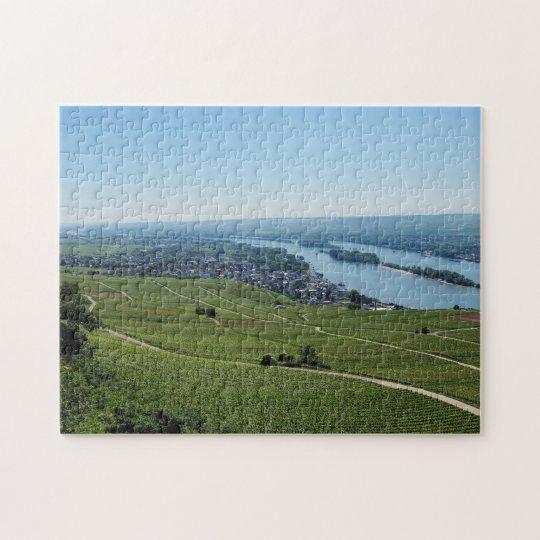 Rüdesheim am Rhein Puzzle