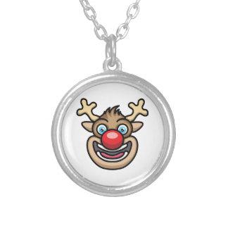 Rudolph Versilberte Kette