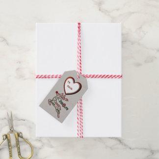 Rudolph-Weihnachten-GESCHENK-UMBAUTEN Geschenkanhänger