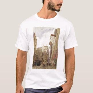 Rue-DES Pretes, St Germain L'Auxerrois, Paris T-Shirt