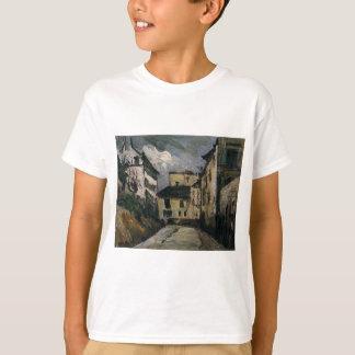 Rue-DES Saules. Montmartre durch Paul Cezanne T-Shirt