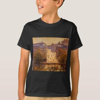 Rue Halevy, Balkon-Ansicht durch Gustave T-Shirt