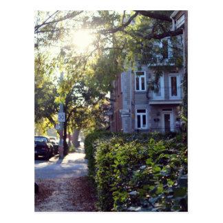 Rue Sicard Postkarte