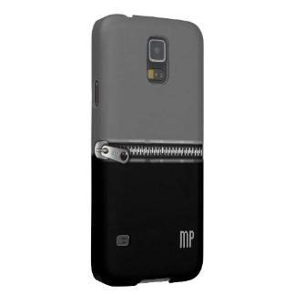 """Rufen Sie Fall mit """"Reißverschluss"""" und Ihren Samsung S5 Hüllen"""