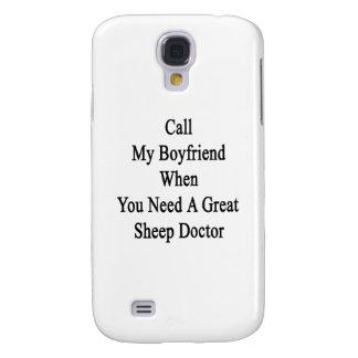 Rufen Sie meinen Freund an, wenn Sie ein großes Galaxy S4 Hülle