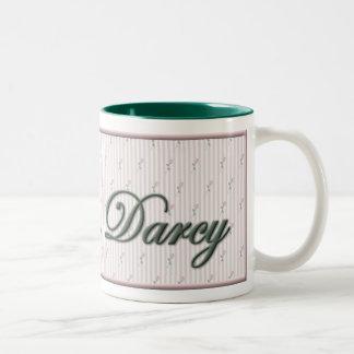 Rufen Sie mich Frau Darcy Mug an Tasse