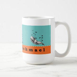 Rufen Sie mich @ishmael Tassen-Farbe an Tasse