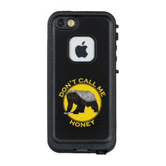 Rufen Sie mich nicht Honig, LifeProof FRÄ' iPhone SE/5/5s Hülle