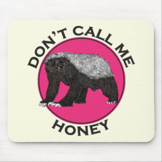 Rufen Sie mich nicht Mousepad