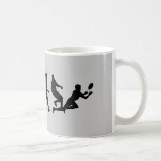 Rugby-Evolutions-Spaß-Sport Tasse