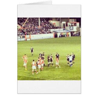 Rugby Karte