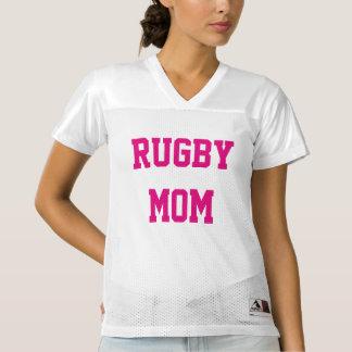 Rugby-Mamma Frauen Football Trikot