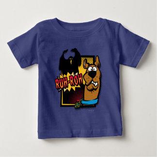 Ruh-Roh Scooby-Doo und ein Geist Baby T-shirt