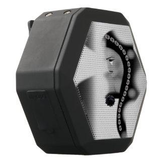 Ruhe der Schönheit Schwarze Bluetooth Lautsprecher